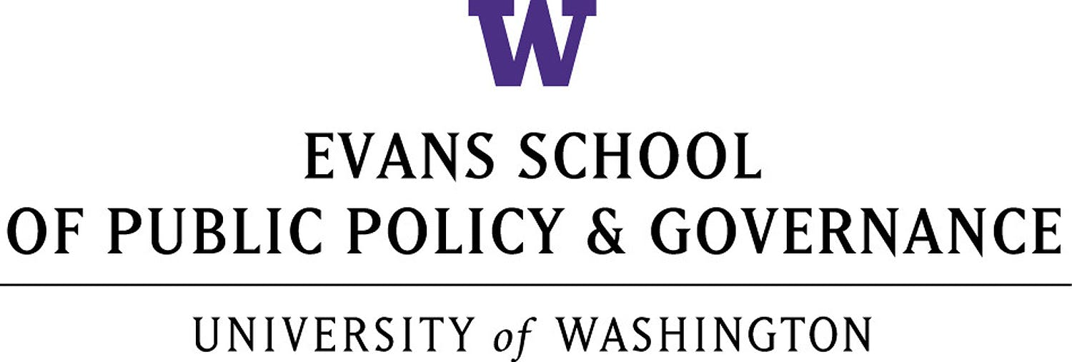 Evans School of Public Policy And Governance, University of Washington