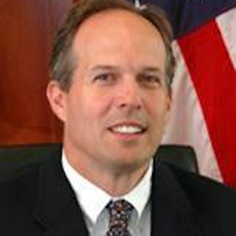 David Lebryk headshot