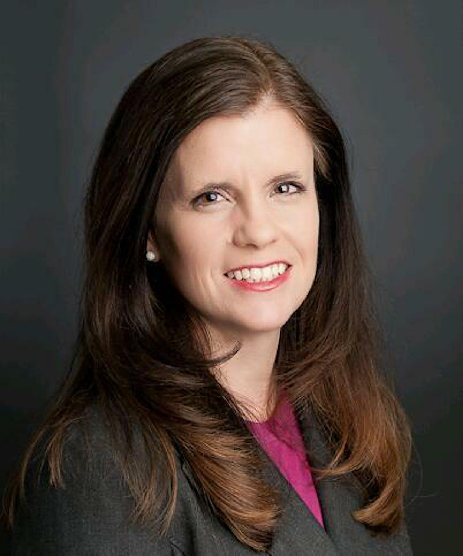 Tracy Wareing Evans profile headshot