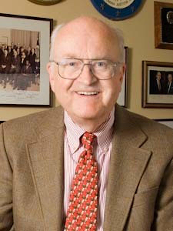 A. James Barnes profile headshot