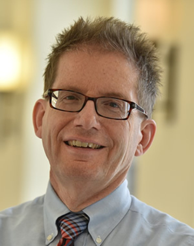 Barry Rabe profile headshot