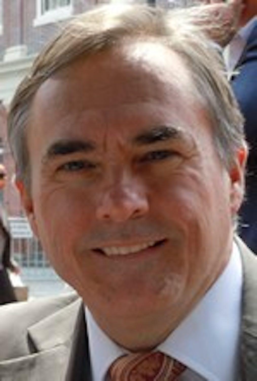 F. Daniel Ahern profile headshot