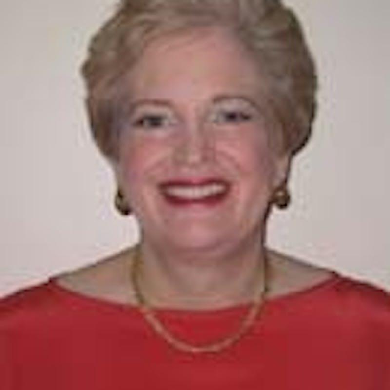 Doris Hausser headshot