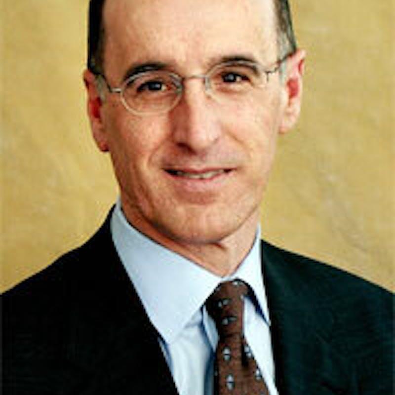 David Warm headshot