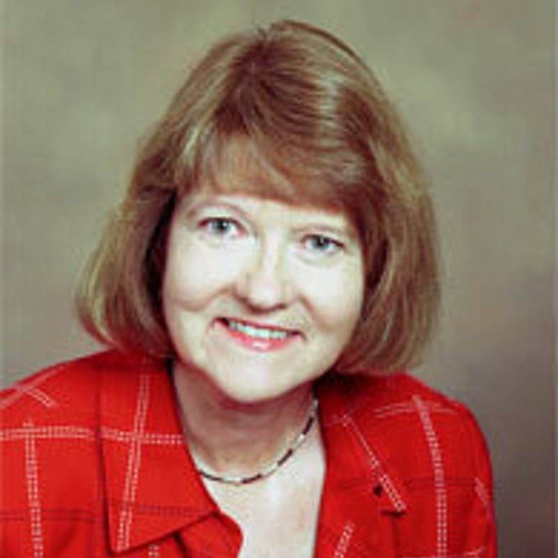 Frances Berry headshot
