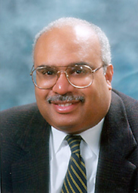 Georges Benjamin profile headshot