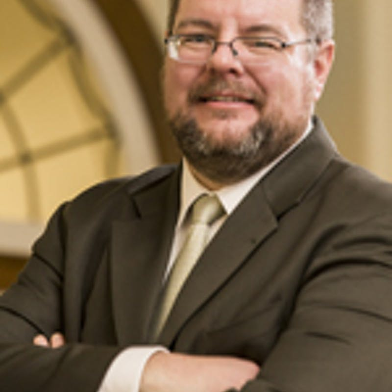 R. Karl Rethemeyer headshot