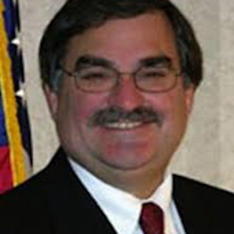 Mark Reger headshot