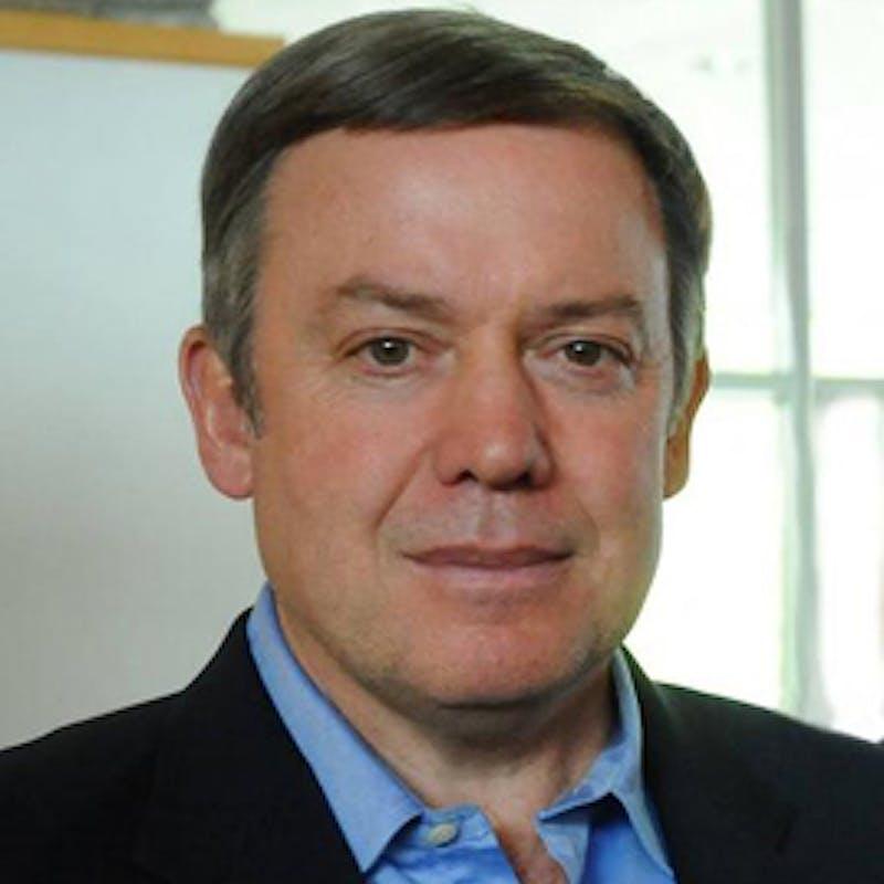 Michael Crow headshot