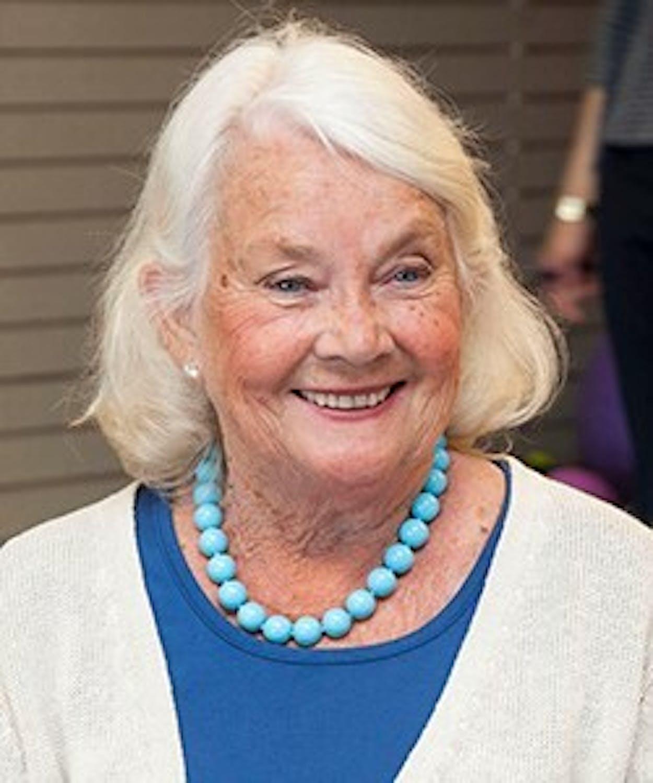 Patricia Ingraham profile headshot