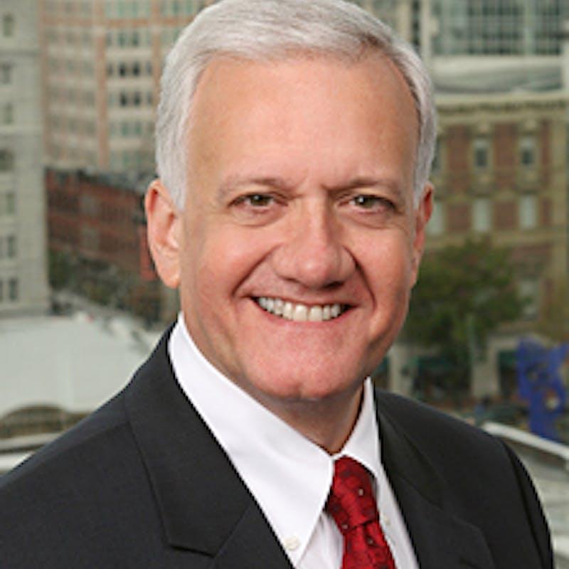 Robert Burton headshot