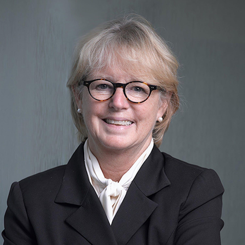 Sheila Burke profile headshot