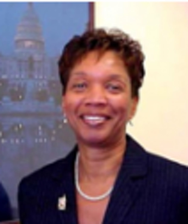 Thelma Harris profile headshot