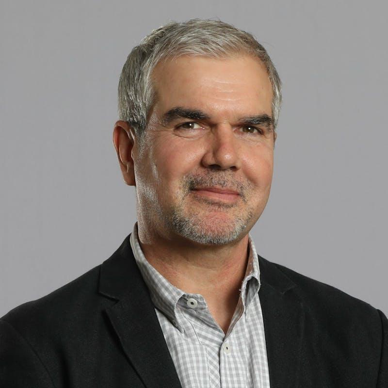 Gregg Van Ryzin headshot