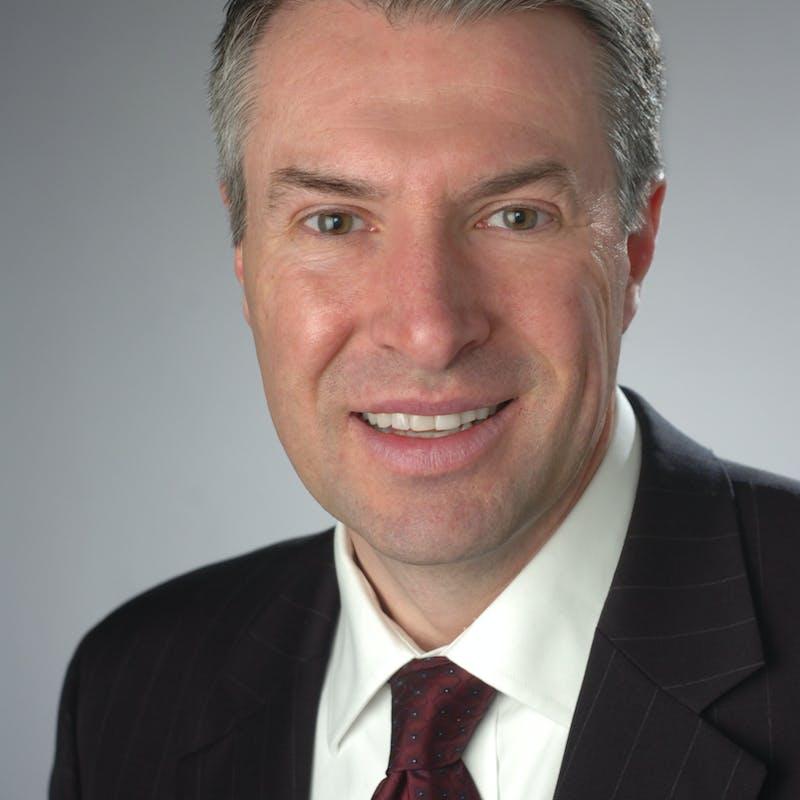 David Van Slyke headshot