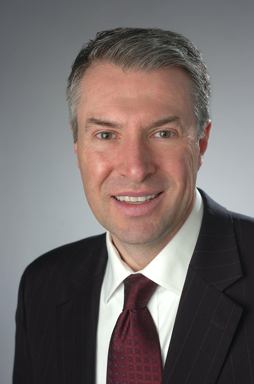 David Van Slyke profile headshot