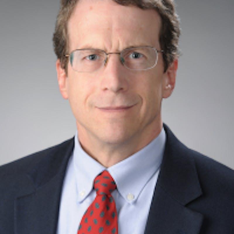 Peter Wilcoxen headshot