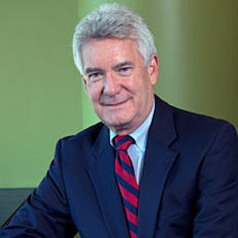 W. Paul Helmke profile headshot